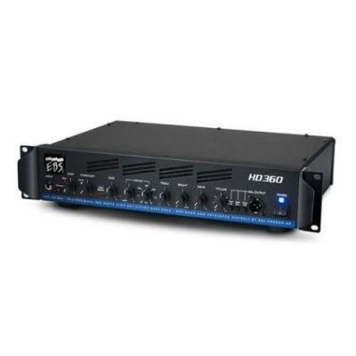 Усилитель EBS басовый транзисторный HD360