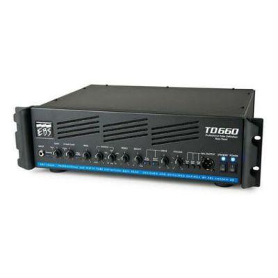 Усилитель EBS басовый транзисторный TD660