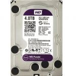 "Жесткий диск Western Digital 4 Tb SATA 6Gb/s Purple 3.5"" 64Mb WD40PURX"