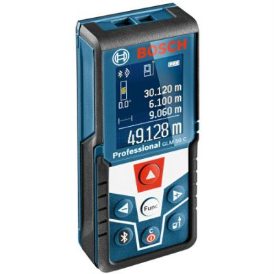 Дальномер Bosch лазерный GLM 50C 0601072C00