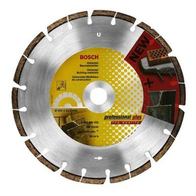 Диск Bosch алмазный 400_25.4_3.2 универсальный сегментный Standard for Universal 2608603821