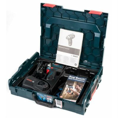 Гайковерт Bosch аккумуляторный ударный GDR 10,8-LI 06019A6977