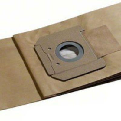 Bosch Мешок для пылесоса GAS55 бумажный для сухой пыли (упаковка 5 шт) 2607432036