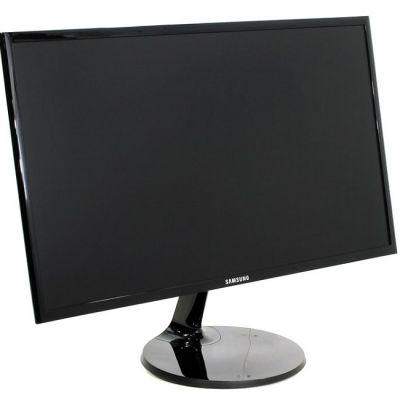 Монитор Samsung S24F350FHI Glossy-Black LS24F350FHIXCI
