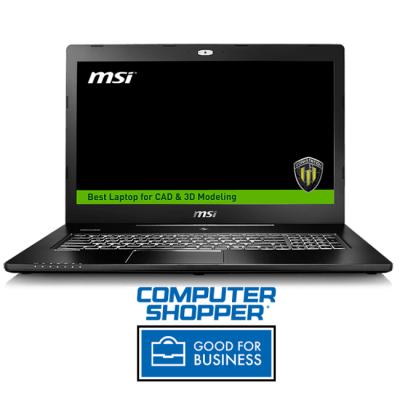 Ноутбук MSI WS72 6QJ-099RU 9S7-177625-099