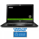 Ноутбук MSI WS72 6QH-204RU 9S7-177625-204