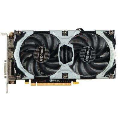 Видеокарта Inno3D 4Gb <PCI-E> GTX960 OVERCLOCKED <GFGTX960, GDDR5, 128 bit, HDCP, DVI, HDMI, 3*DP, 2*Fan, Retail> N96L-1DDV-M5CNX