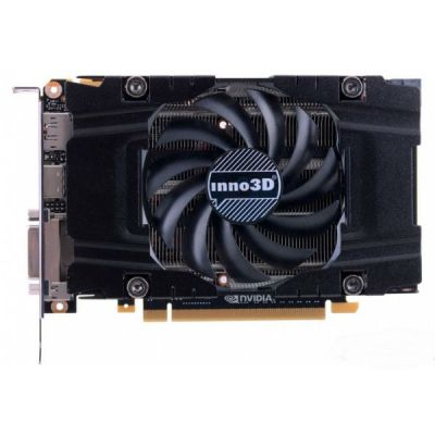Видеокарта Inno3D 4Gb <PCI-E> GTX960 c CUDA <GFGTX960, GDDR5, 128 bit, HDCP, DVI, HDMI, 3*DP, Retail> N960-3SDV-M5CN