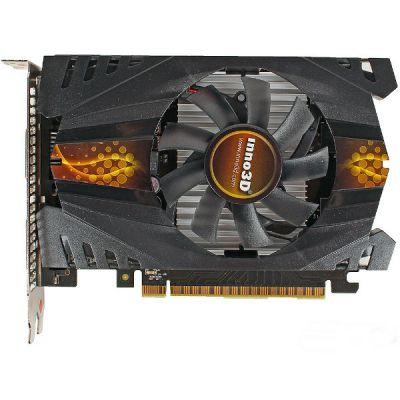Видеокарта Inno3D 1Gb <PCI-E> GTX750 Green <GFGTX750, GDDR5, 128 bit, HDCP, 2*DVI, miniHDMI, Retail> N750-1SDV-D5CW