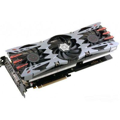 ���������� Inno3D 4Gb <PCI-E> GTX960 iChill X3 Ultra <GFGTX960, GDDR5, 128 bit, HDCP, DVI, HDMI, 3*DP, Retail> C960-2SDN-M5CNX