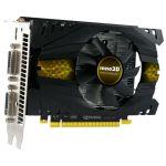 ���������� Inno3D 1Gb <PCI-E> GTX750Ti <GFGTX750Ti, GDDR5, 128 bit, HDCP, 2*DVI, mini HDMI, Retail> N75T-1DDV-D5CW