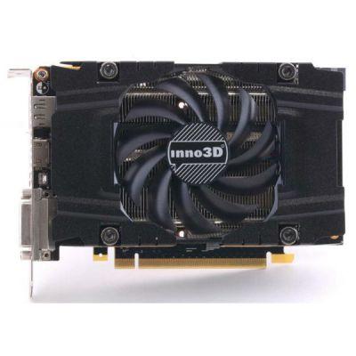 Видеокарта Inno3D 4Gb <PCI-E> GTX970 c CUDA <GFGTX970, GDDR5, 256 bit, HDCP, 2*DVI, HDMI, DP, single fan, Retail> N97V-1SDN-M5DS