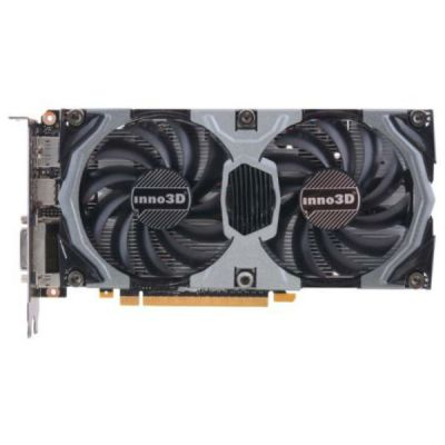 ���������� Inno3D 2Gb <PCI-E> GTX960 OVERCLOCKED c CUDA <GFGTX960, GDDR5, 128 bit, HDCP, DVI, HDMI, 3*DP, Twin N96L-1DDV-E5CNX