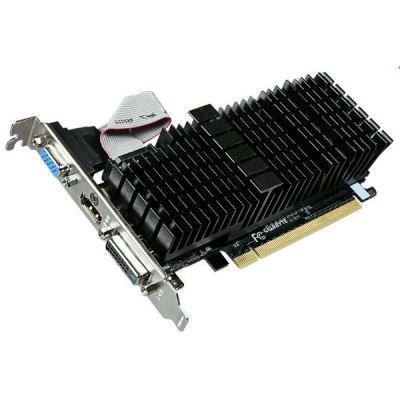 Видеокарта Gigabyte PCIE8 GT710 1GB GDDR3 GV-N710SL-1GL