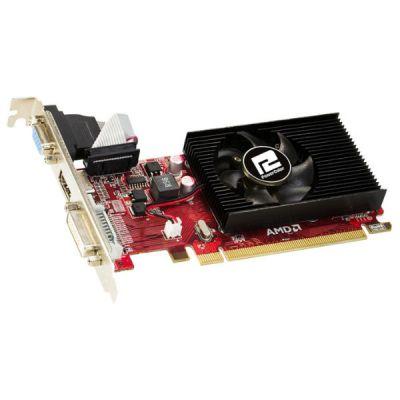 ���������� PowerColor Radeon R5 230 625Mhz PCI-E 2.1 2048Mb 1000Mhz 64 bit DVI HDMI HDCP AXR5 230 2GBK3-LHE