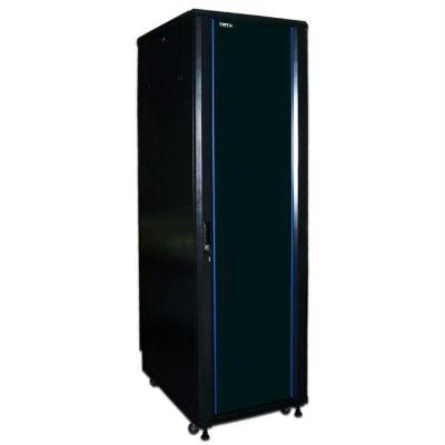 Шкаф TWT серверный, без дверей, с боковыми стенками CBB-42U 600x1000