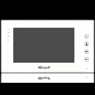 Монитор домофонов BAS-IP AR-07L v3