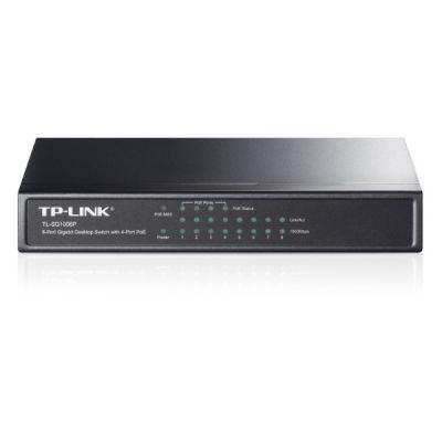 TP-Link Коммутатор TL-SG1008P