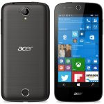 Смартфон Acer Liquid M330 8Gb LTE Черный HM.HTGEU.001