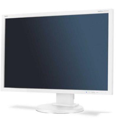 Монитор Nec MultiSync® E245WMi Silver/White