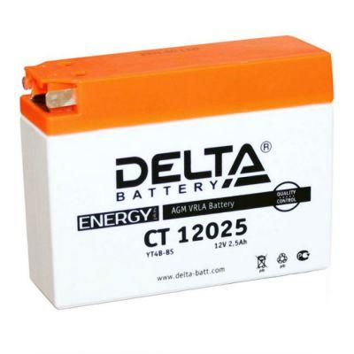 ����������� Delta CT 12025 (12 v, 2,5 ah)
