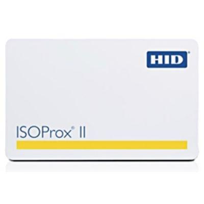 HID ISOProx II (1386) карта proximity тонкая