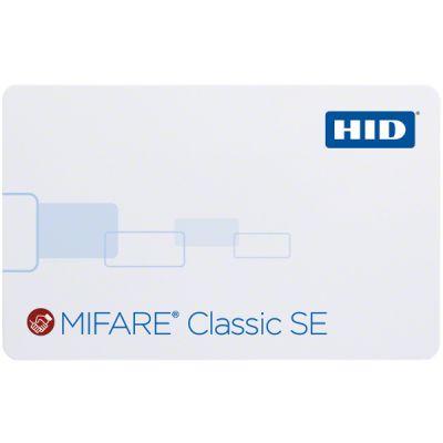 HID HID iC-3100 cмарт-карта iClass SE