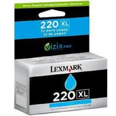 Картридж Lexmark blister bl rp Cyan/Голубой (14L0175AL)