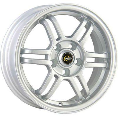 Колесный диск Cross Street CR-10 5.5x13/4x98 ET35 D58.6 S