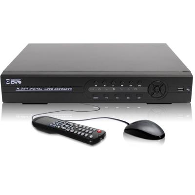 Видеорегистратор BestDVR 4-канальный видеорегистратор 405 Light-AH