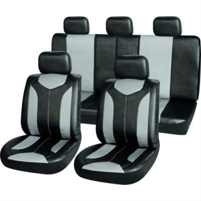 Чехол на сиденья автомобиля Forra JX-003, кож.зам. Черн/серый 9135695