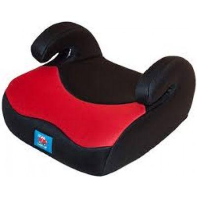 Детское автокресло Little Car бустер 02 В2/В3 (гр.2-3, 15-36 кг) красно-черный 9169015