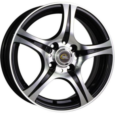 Колесный диск Cross Street Y3159 7x17/5x112 ET43 D66.6 BKF