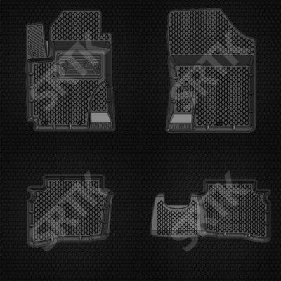 Коврики в салон СРТК Hyundai i20 (09-) резиновые HY.i20.09Г.02030 9169382