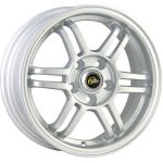 Колесный диск Cross Street CR-10 6.5x16/4x108 ET37.5 D63.3 S