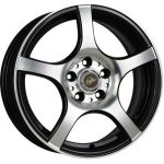 Колесный диск Cross Street Y279 6.5x16/5x112 ET46 D57.1 BKF