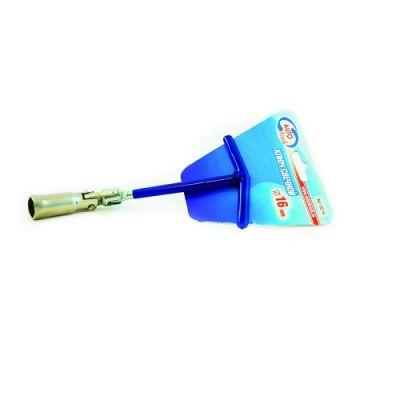AutoVirazh Ключ свечной 16 мм AV-0216 9159522