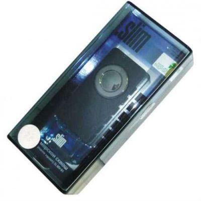 Slim Ароматизатор на дефлектор изумрудный лёд (8 мл) SLMV-109 9160188