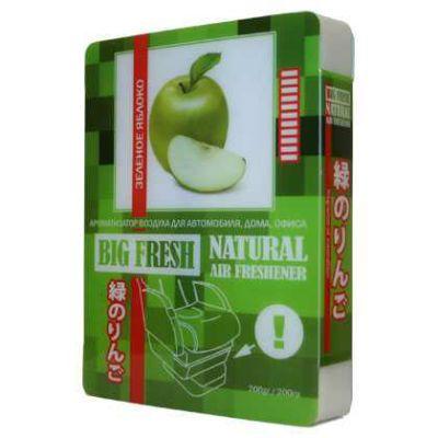 Big fresh Ароматизатор зеленое яблоко (200 гр) BF-56 9165168