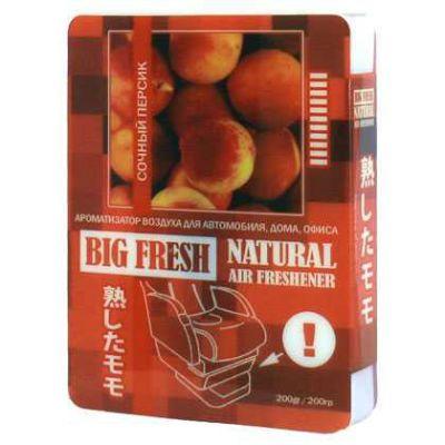 Big fresh Ароматизатор сочный персик (200 гр) BF-11 9165171