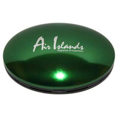 Ароматизатор Air Islands плоский футляр зеленое яблоко (25 гр) AI-56 9168756