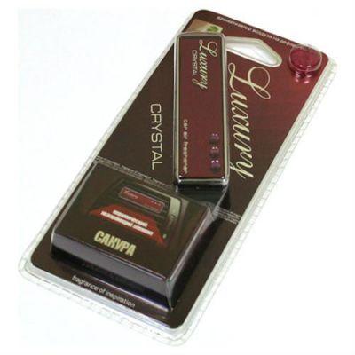 Luxury Ароматизатор меловой на дефлектор сакура LXR-01 9168800