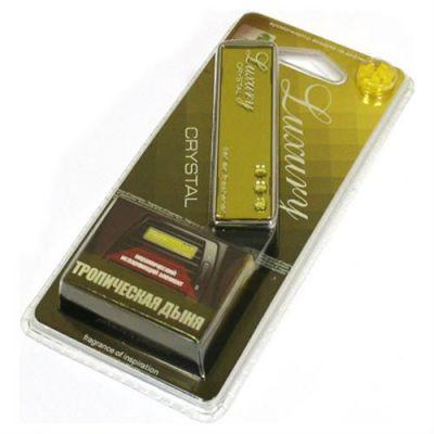 Luxury Ароматизатор меловой на дефлектор тропическая дыня LXR-65 9168805