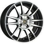 Колесный диск Cross Street Y4917 6.5x16/5x112 ET50 D57.1 BKF