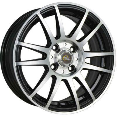 Колесный диск Cross Street Y4917 6.5x16/5x114.3 ET45 D64.1 BKF