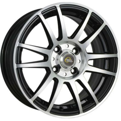 Колесный диск Cross Street Y4917 7x17/5x114.3 ET45 D60.1 BKF