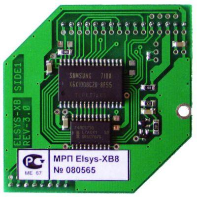 Elsys XB8 модуль расширения памяти