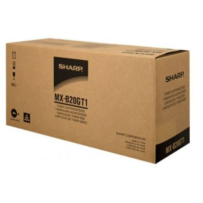 Картридж Sharp Black/Черный (MXB20GT1)