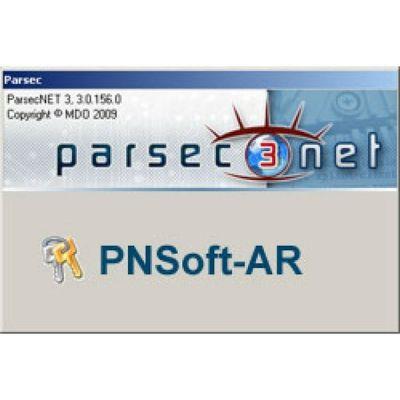 Parsec PNSoft-AR программное обеспечение