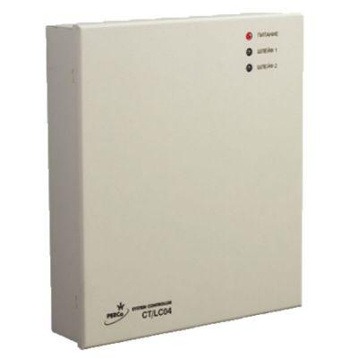 PERCo CT/L04 ������������� ���������� �����/��������� ��� 2 �������� �����������, ��������� ����� - Ethernet, ��������� ����������� ������� ���������
